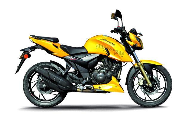 TVS Apache RTR200