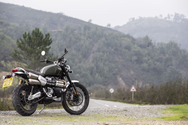 Triumph Scrambler 1200 XC launched in India - Motoring World