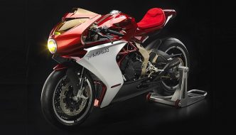 MV Agusta Superveloce 800 to go into production