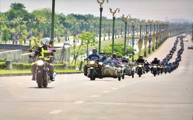 Royal Enfield One Ride 2019
