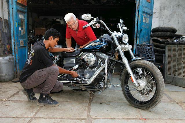 Harley-Davidson University