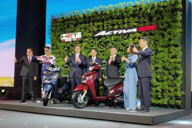 BS6 Honda Activa 125 PGM-FI BS VI