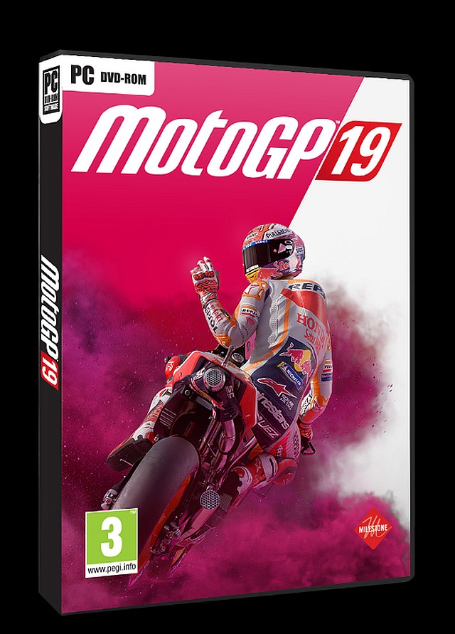 Moto GP 19 cover WEB