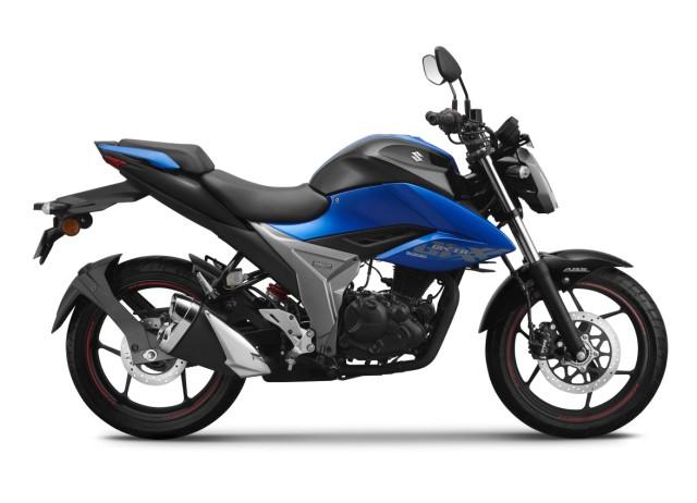 Suzuki Gixxer facelift launched in India