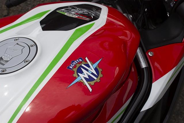 MV Agusta tank WEB