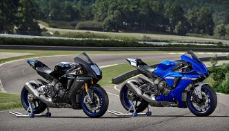 Yamaha Reveal 2020 YZF-R1 and YZF-R1M