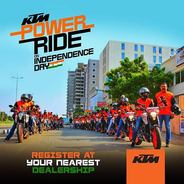 KTM Power ride picture WEB