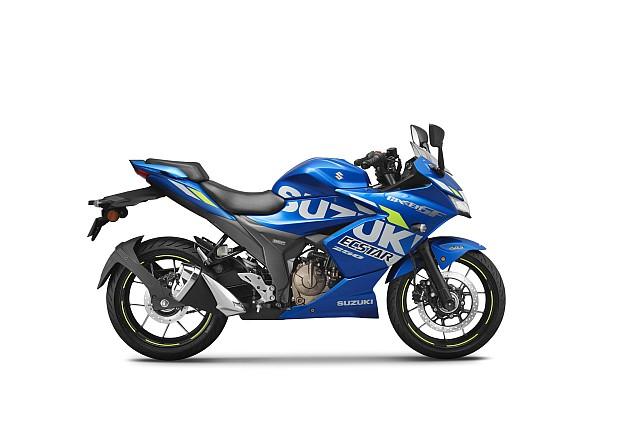 MotoGP Edition of Suzuki GIXXER SF 250_1 WEB