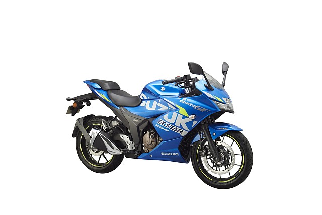 MotoGP edition of Suzuki GIXXER SF 250_2 WEB