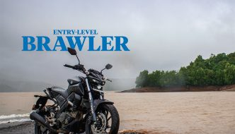 Entry-Level Brawler: Yamaha MT-15