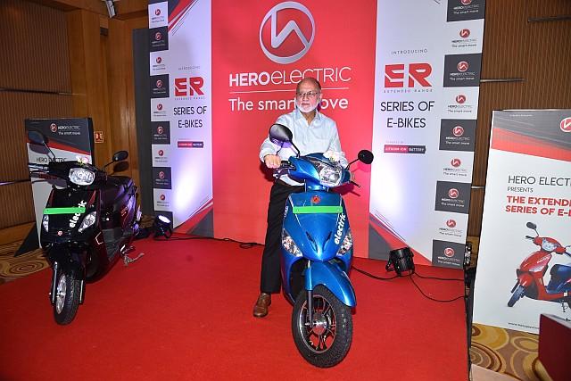 Sohinder Gill, CEO Hero Electric WEB
