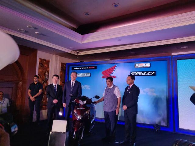 2019 Honda Activa 125 BS-VI launched