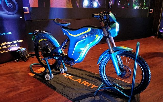 Polarity Smart Bikes Launched in India