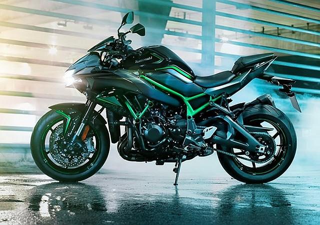 Kawasaki Z H2 pic 2 WEB