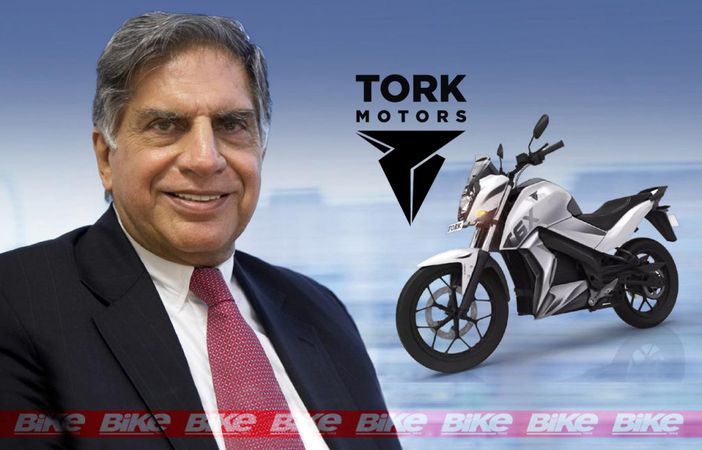 Ratan Tata to invest in Tork Motor electric start up