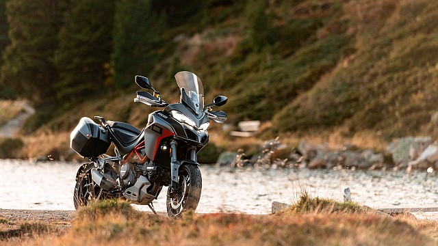 Ducati Multistrada 1260 Grand Tour WEB