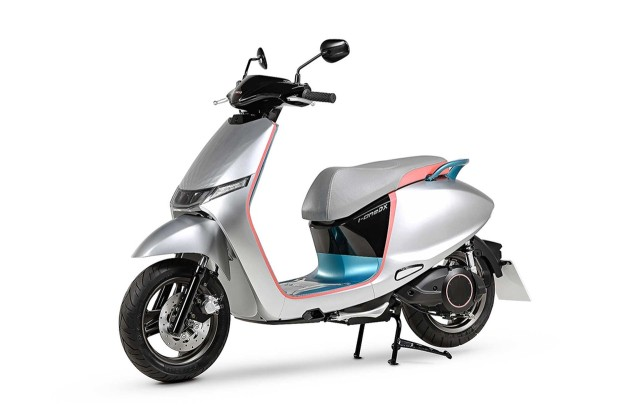 EICMA2019 KYMCO i-One DX