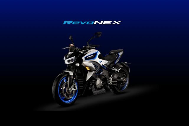 EICMA2019 KYMCO Revonex