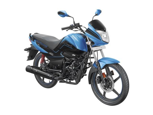 Hero Splendor iSmart BS-VI India launch price
