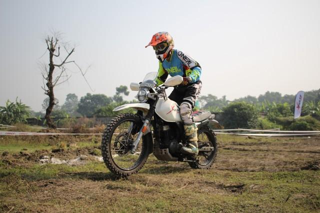 Hero Xtracks XPulse 200 off-road event Kolkata