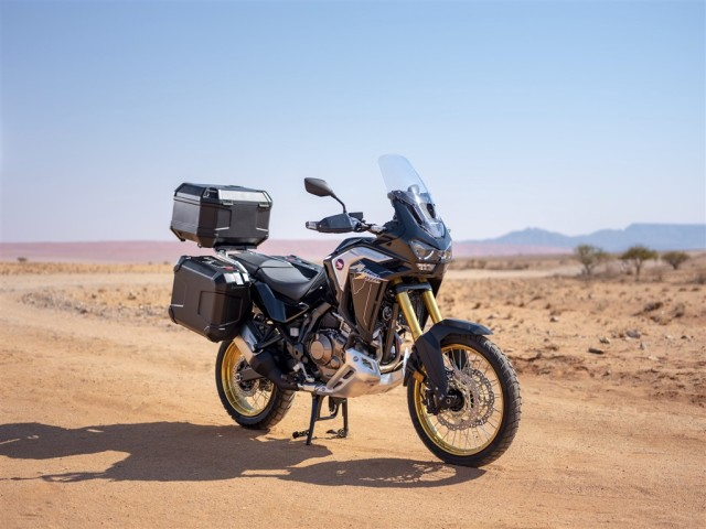 Honda Africa Twin shown at 2020 EICMA_web