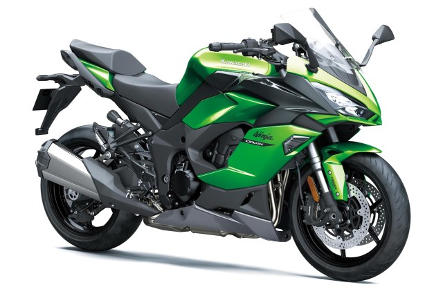 EICMA2019 Kawasaki Ninja 1000SX