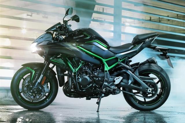 EICMA2019 Kawasaki Z H2