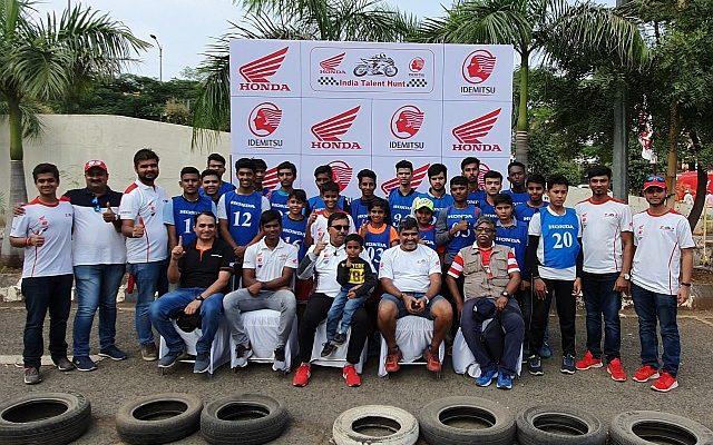 IDEMITSU Honda India Talent Hunt Resumes
