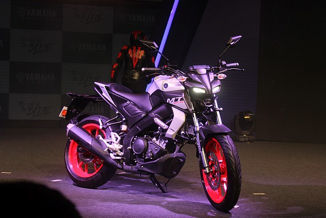 Yamaha MT-15 image 1 WEB
