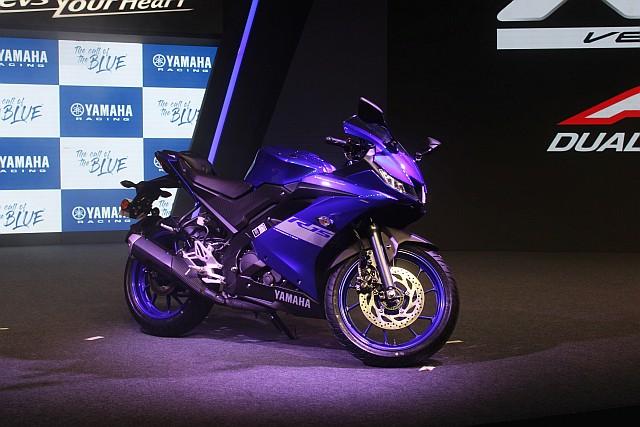 Yamaha R-15 image 1 WEB