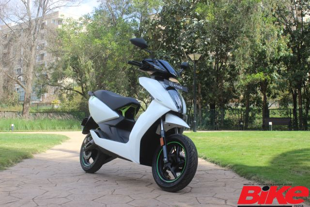 Ather Energy open new plant in Hosur Tsmil Nadu
