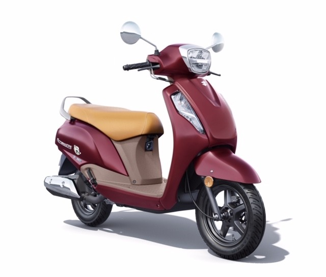 Image - All New Suzuki Access 125 BS6 WEB