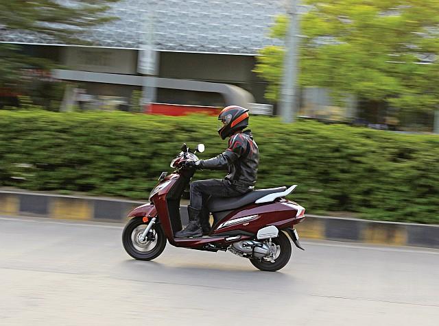 WEB Honda Activa 125 BS VI 2
