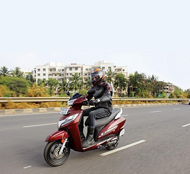 WEB Honda Activa 125 BS VI