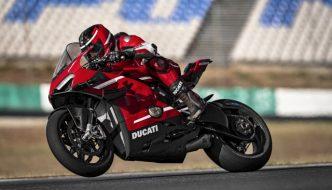 Ducati Superleggera V4 Unveiled