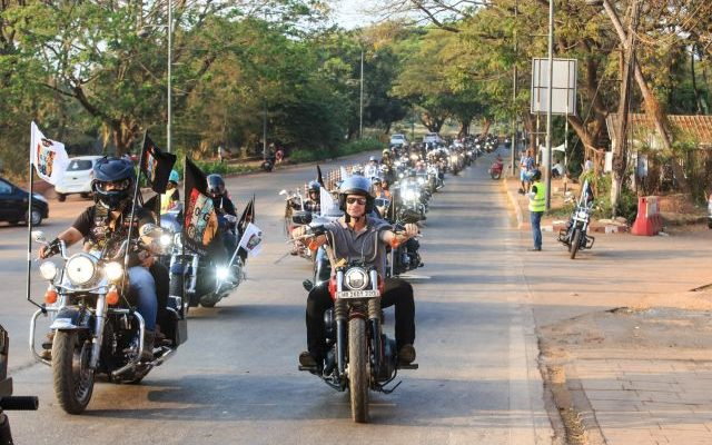 Eighth India H.O.G. Rally Successfully Done