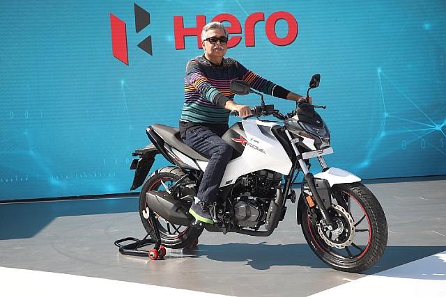 Hero Xtreme 160R WEB