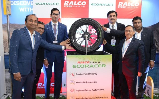 Ralson Ralco Ecoracer New Eco-friendly Tyre Launched