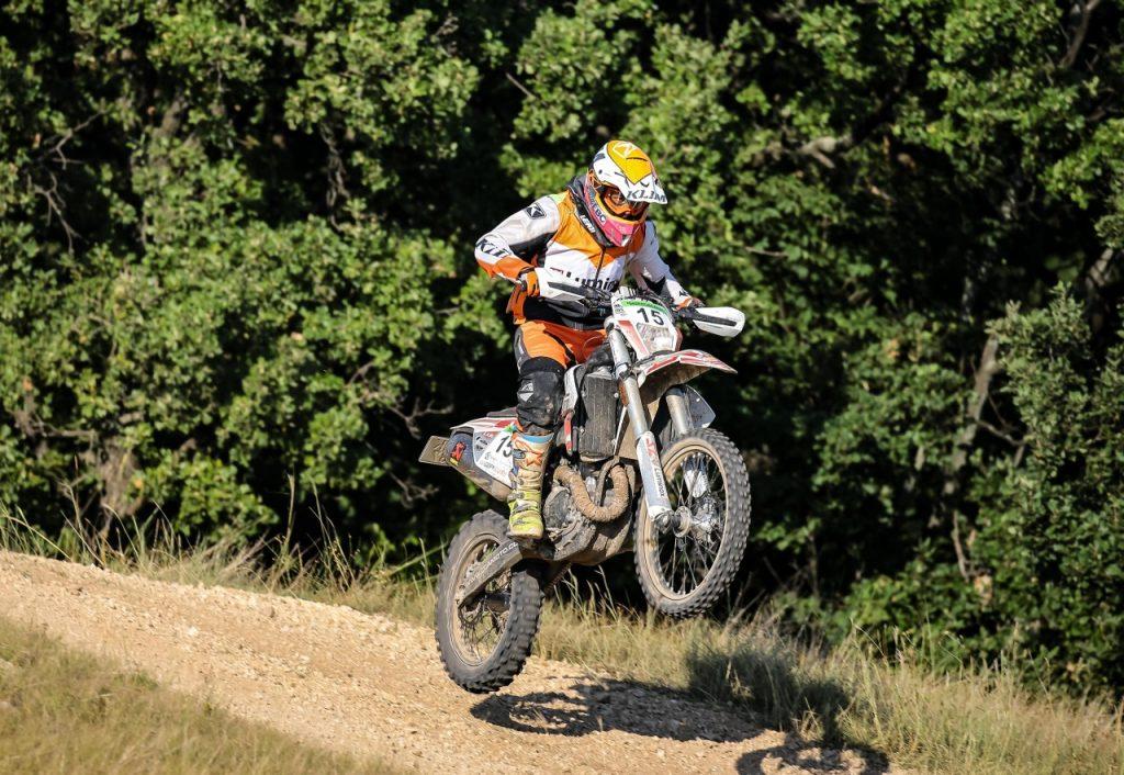 Ashish Raorane Raid Rider FIM Baja