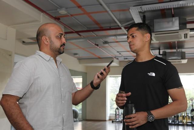 Ashsih Raorane interviewed by Sarmad Kadiri of Bike India