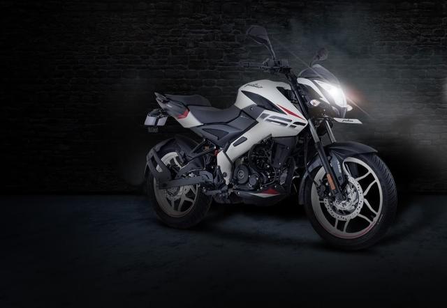 bajaj pulsar ns 160 motorcycle