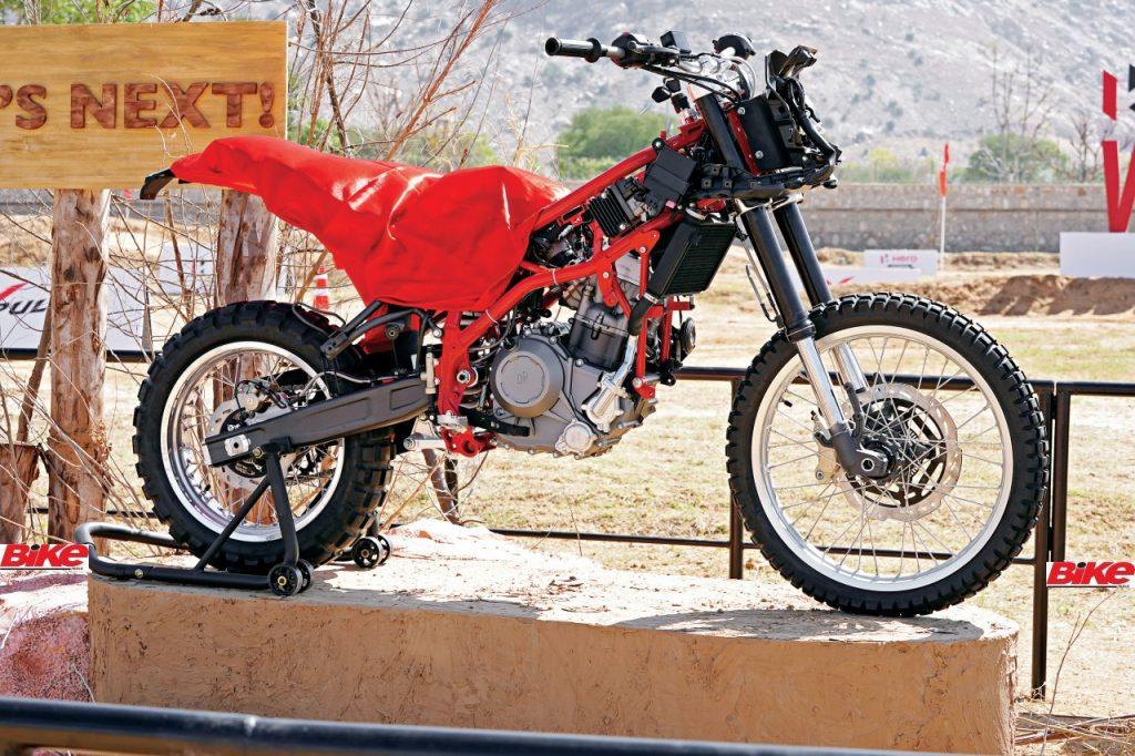 Hero 300 cc motorcycle launching