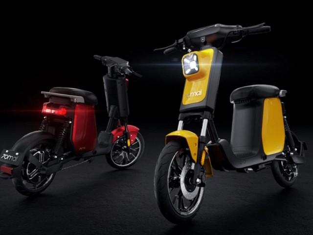 Xiaomi 70mai electric moped