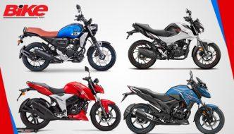Best BS6 Bikes Under Rs 1.25 Lakh