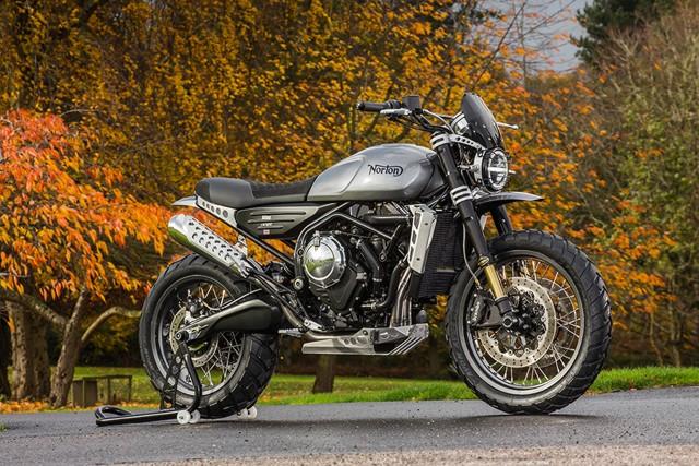 TVS Motor buy Norton Motorcycle
