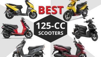 Best BS6 125-cc Scooters