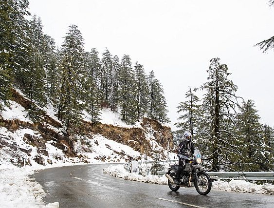 Royal Enfield Whiteout 2020
