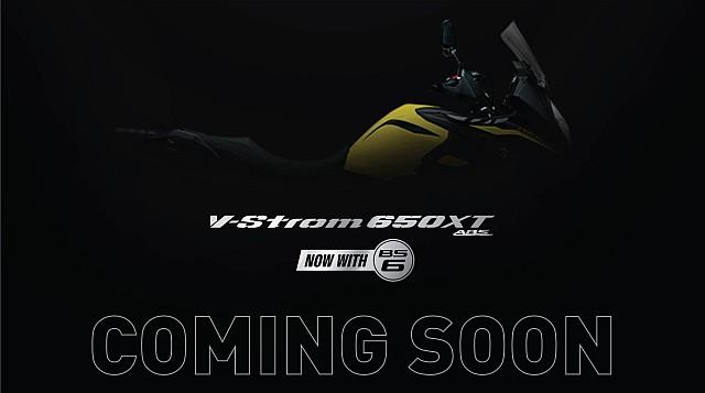 Suzuki V-Strom 650 XT WEB