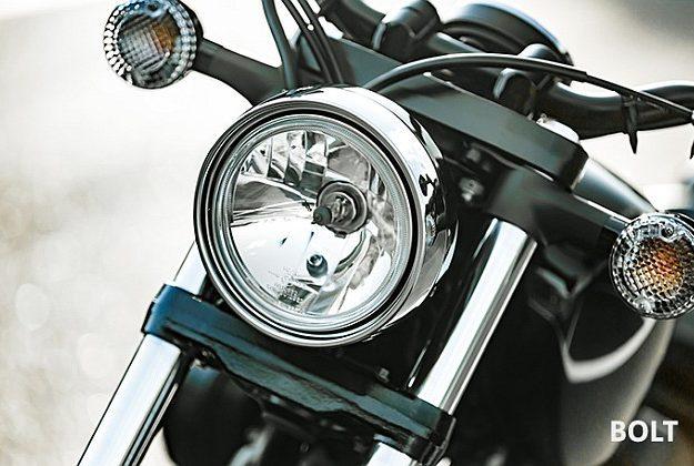 Yamaha Bolt Headlight WEB