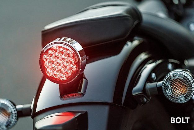 Yamaha Bolt Taillight WEB